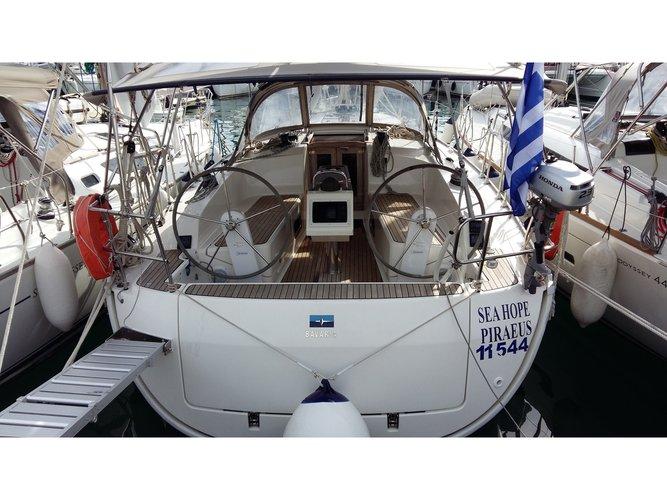 Unique experience on this beautiful Bavaria Yachtbau Bavaria Cruiser 37