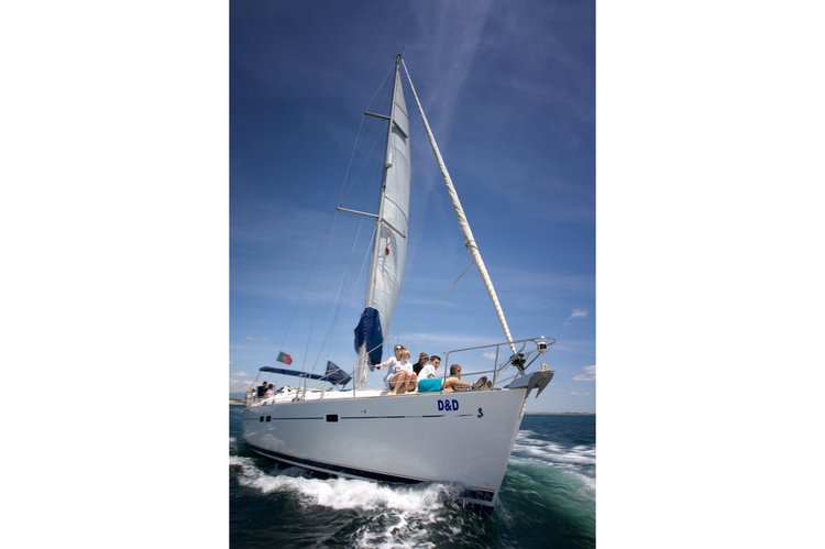 Beneteau boat for rent in Lagos