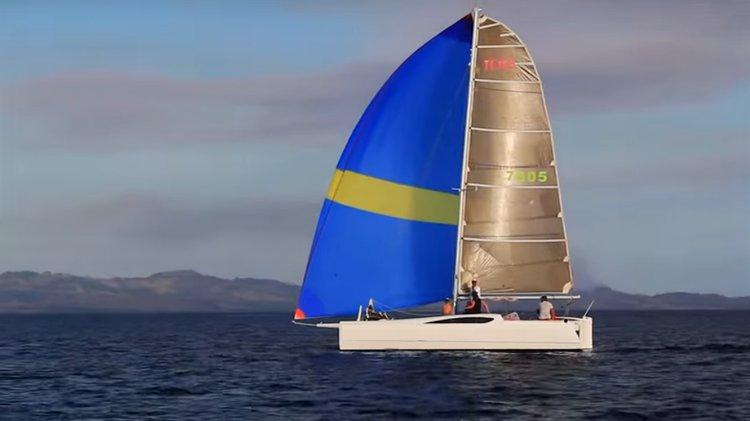 Catamaran boat for rent in Denarau Island