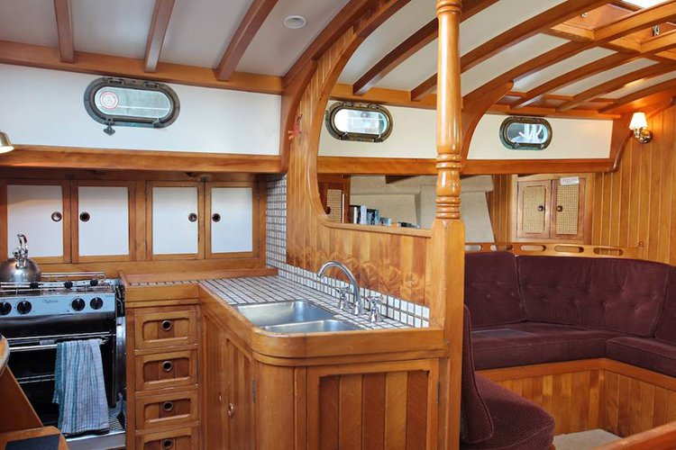Boat for rent Custom 42.0 feet in Russell, New Zealand