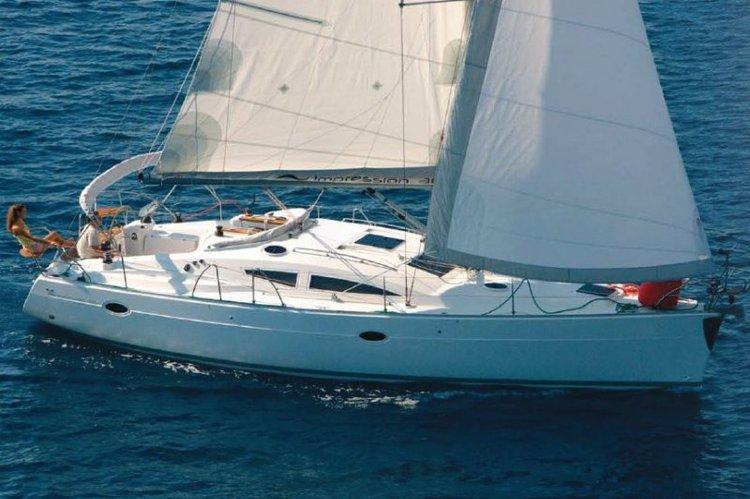 Delight and pleasure at sea