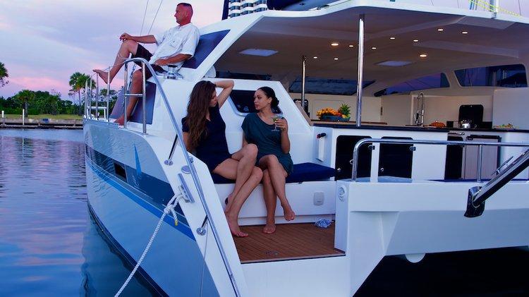 Discover Phuket surroundings on this 380 Island Spirit boat