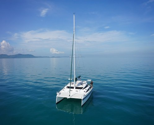 Boat for rent Island Spirit 23.0 feet in Ao Po Grand Marina, Thailand