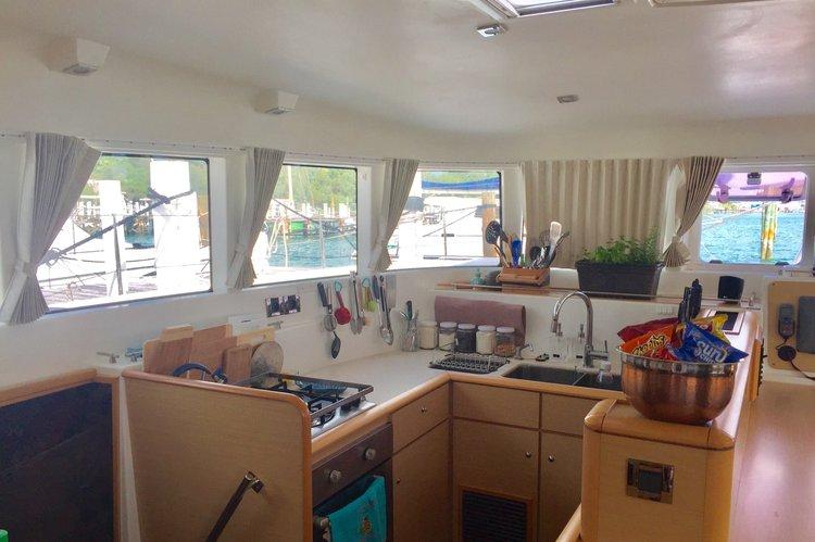 Catamaran boat rental in Palmer Point Marina & Ships Store, CT