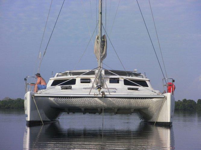 Sail the fascinating Tanzania on a superb catamaran for rent