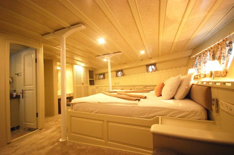 Boat for rent WOODEN 131.0 feet in fethiye ece saray marine, Turkey