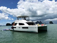 Experience Phuket on board this elegant catamaran