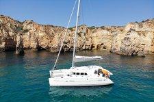 Have you ever sailed in a cruising catamaran?