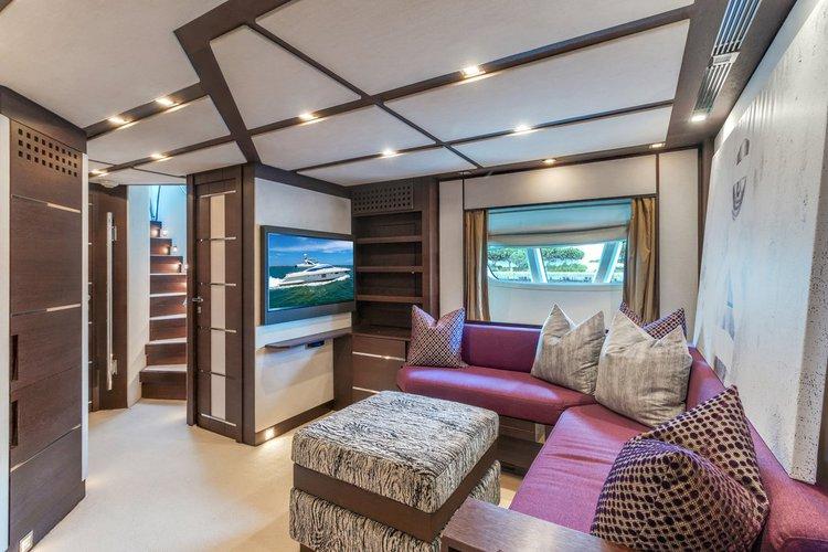 Boat for rent Azimut 103.0 feet in MIAMI RIVER MARINA, FL