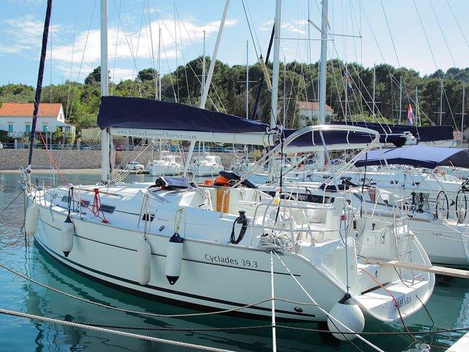 Boat for rent Bénéteau 39.0 feet in Split region, Croatia
