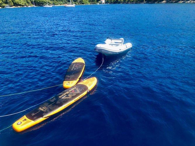 Lagoon's 42.0 feet in Split region