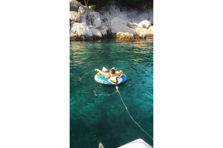 Boat for rent Lagoon 42.0 feet in Marina Kastela, Kastela, Croatia