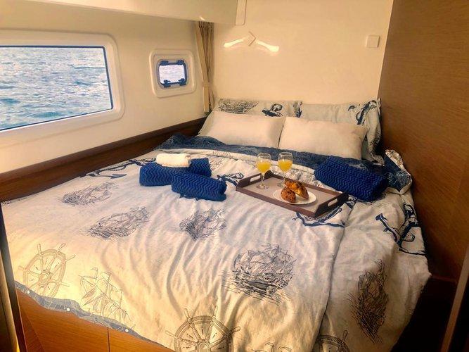 Discover Split region surroundings on this Lagoon 42 Lagoon boat