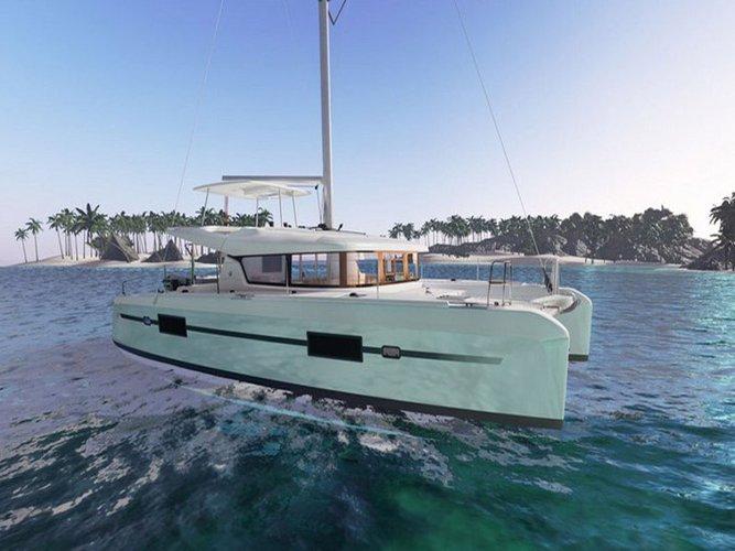 Sail Porto Pozzo, IT waters on a beautiful Lagoon Lagoon 42