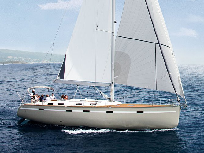 Relax on board our sailboat charter in Seget Donji