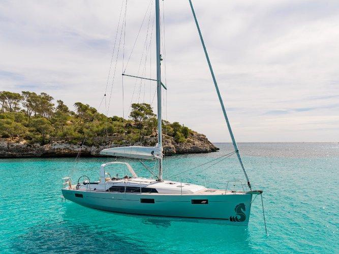 Skiathos, GR sailing at its best