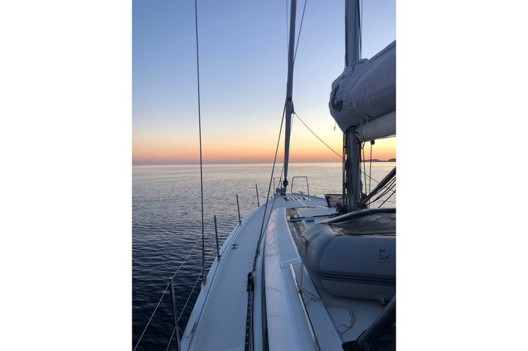 Enjoy luxury and comfort on this Laurium  sailing boat rental