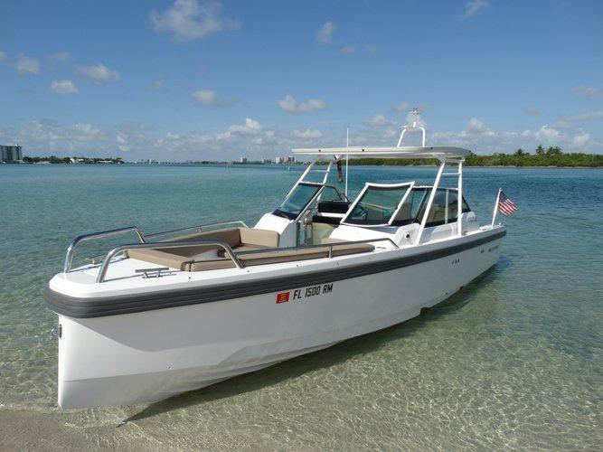 Axopar's 26.0 feet in Miami Beach