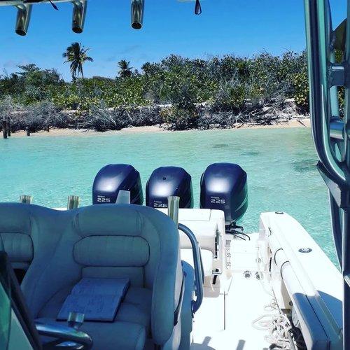 Motor boat boat for rent in Fajardo
