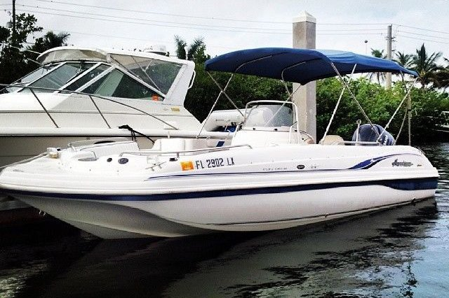 Boat for rent Hurricane 22.0 feet in Point Pinellas Boat Ramp, FL