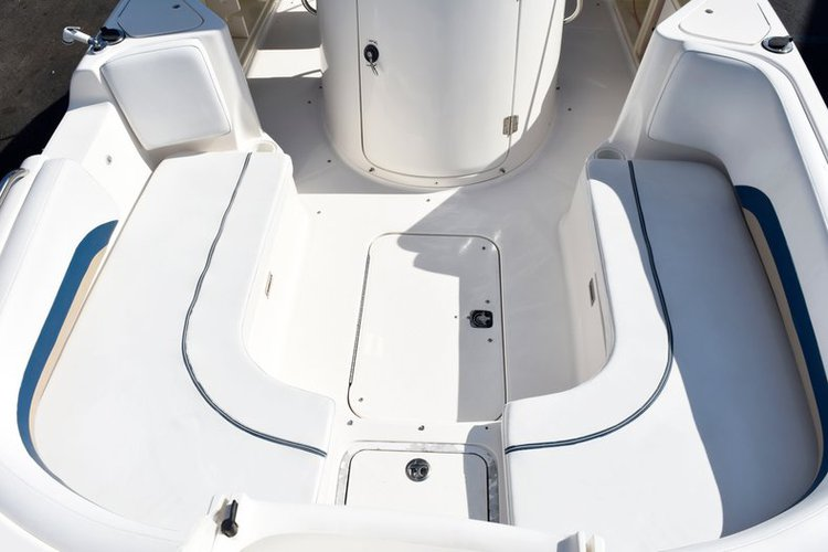 Deck boat boat for rent in St. Petersburg