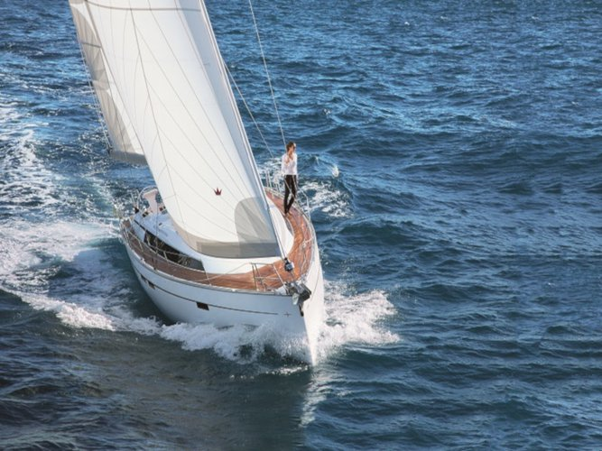 Experience Fethiye on board this elegant sailboat