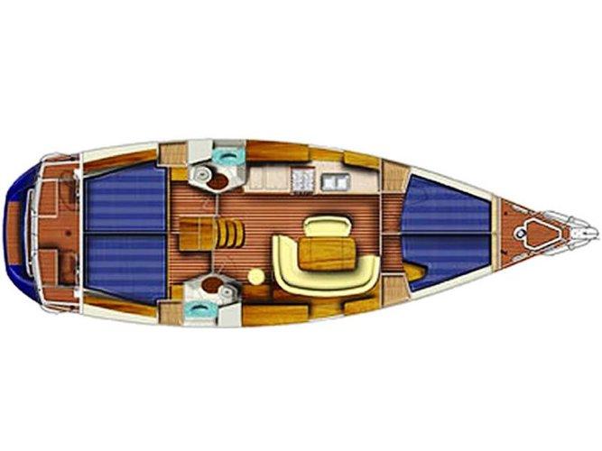 Rent this Jeanneau Sun Odyssey 45 for a true nautical adventure