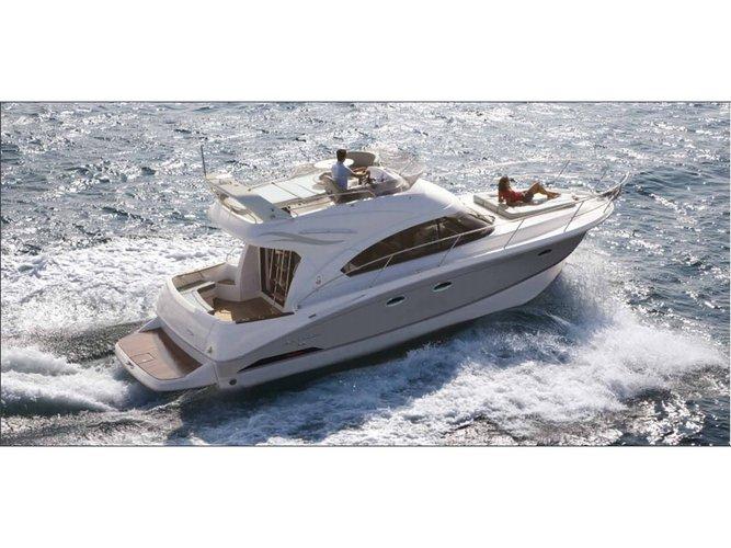 Enjoy luxury and comfort on this Beneteau Antares 36 (2019) in Split