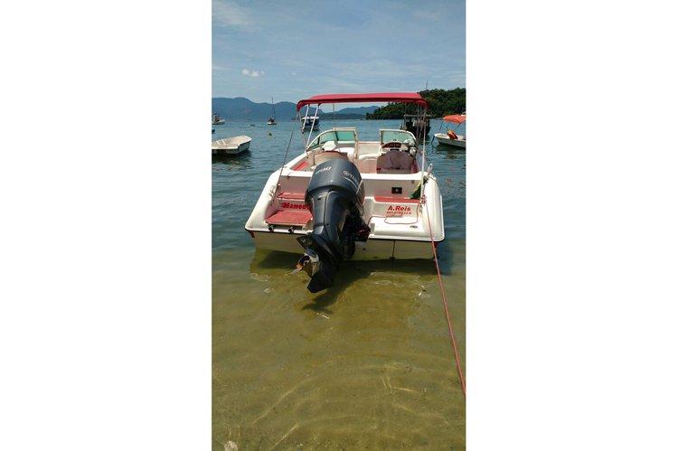 Boat rental in Angra dos Reis,