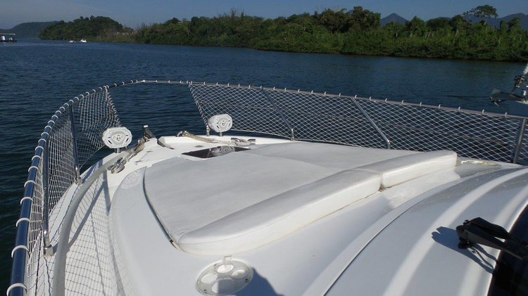 Boat for rent Ferretti 46.0 feet in Estrada do Marinas, Brazil