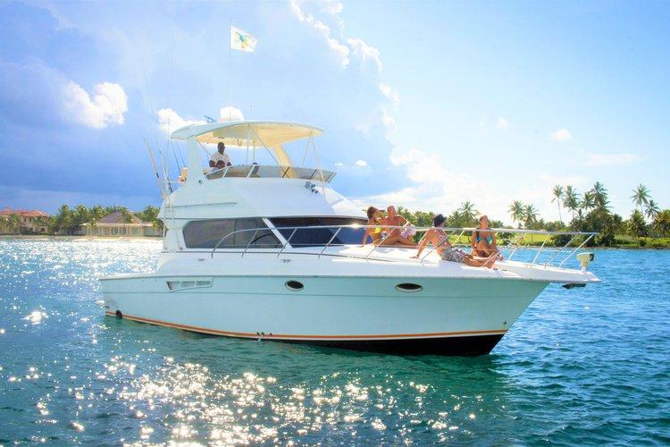 Silverton's 42.0 feet in Nassau
