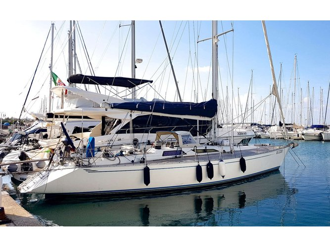 Take this  Baltic 48 for a spin!