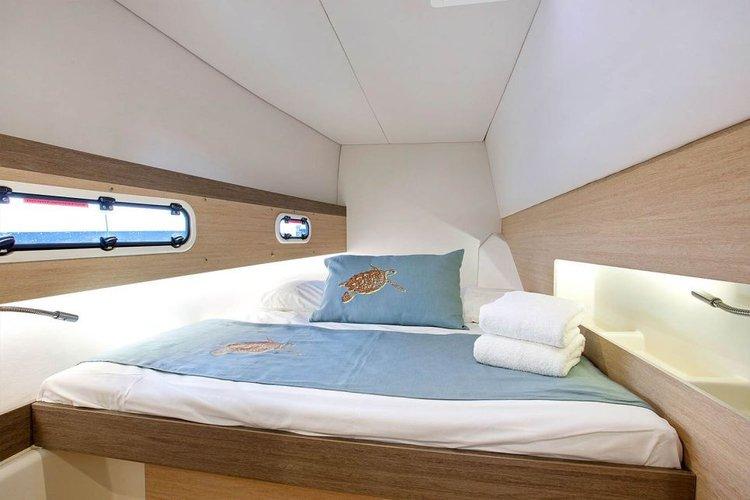 Catamaran boat rental in Abel Point Marina, Australia