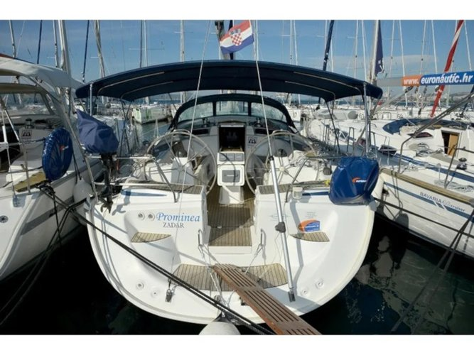 Enjoy luxury and comfort on this Punat, Krk sailboat charter