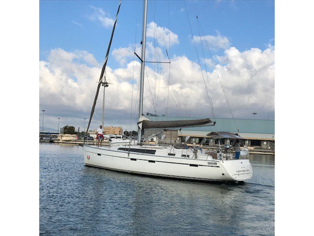Discover Cagliari in style boating on this sailboat rental