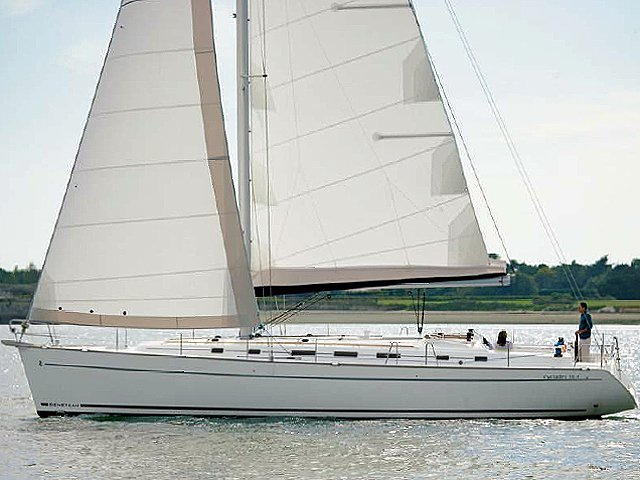 Unique experience on this beautiful Beneteau Cyclades 50.5