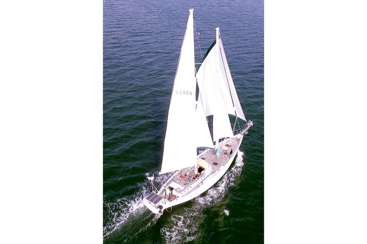 Boating is fun with a Schooner in Long Beach