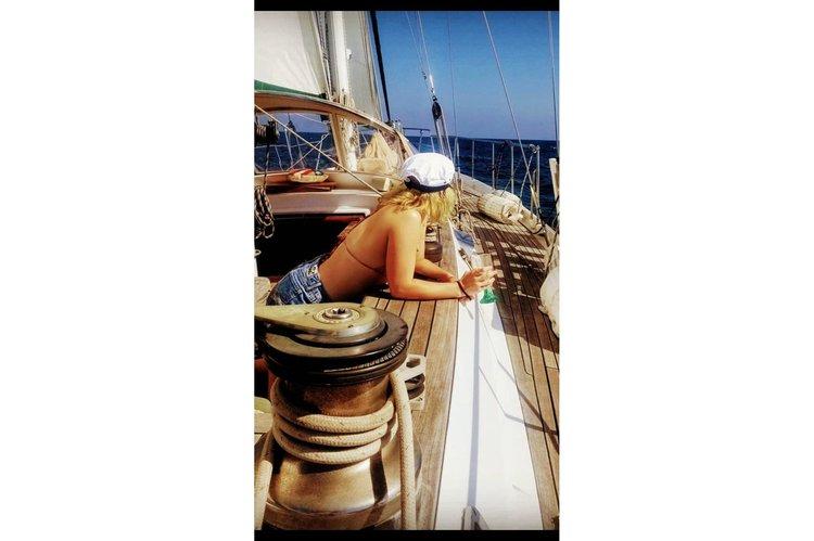 Schooner boat for rent in Long Beach