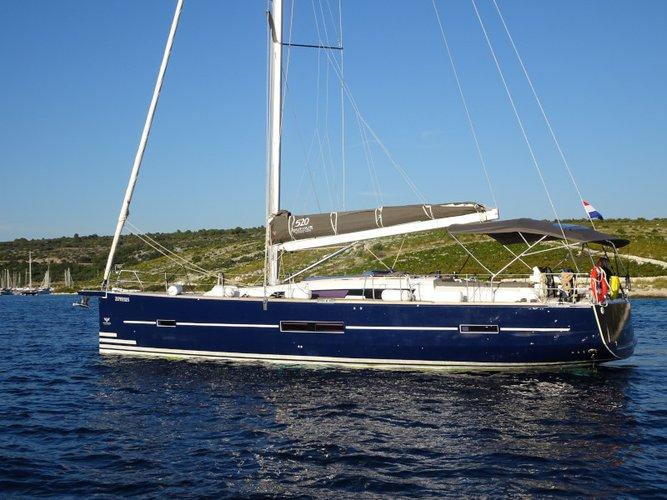 Primošten, HR sailing at its best