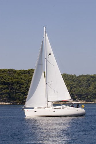Discover Pula in style boating on this sailboat rental