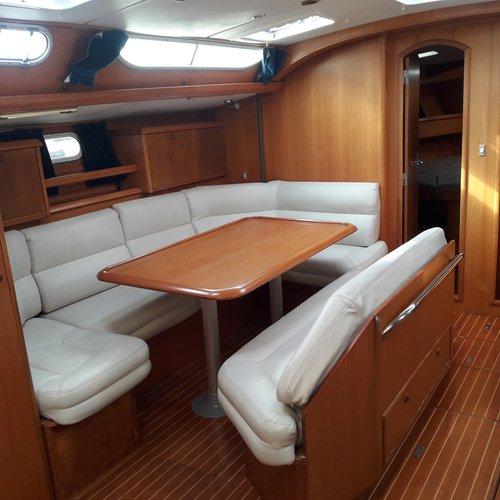 Jeanneau's 49.0 feet in Saronic Gulf