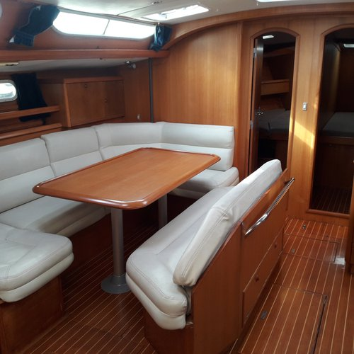 Boat for rent Jeanneau 49.0 feet in Athens - Marina Alimos (Kalamaki), Greece