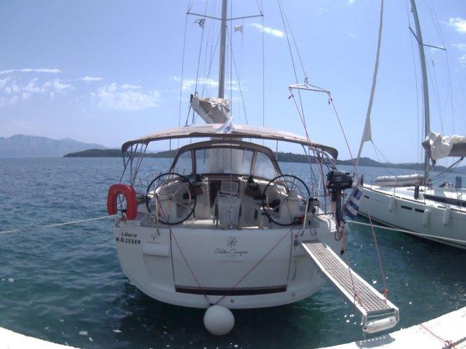 Charter this amazing Jeanneau JEANNEAU S. O. 519   2016 in Corfu, GR