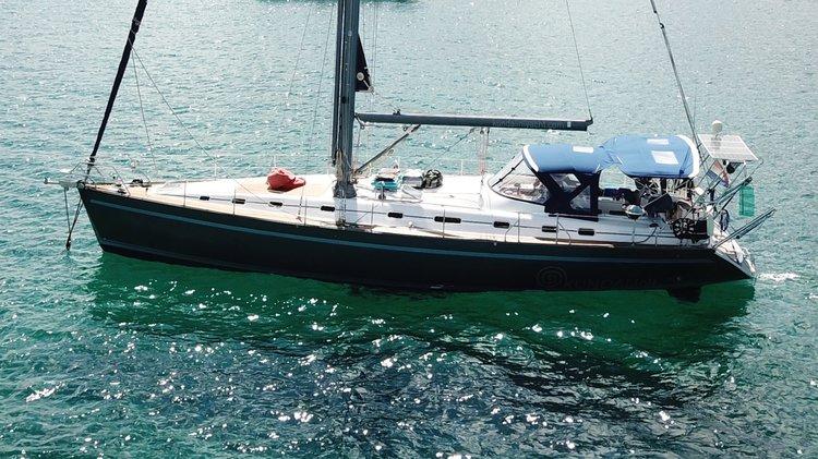 Kundalini Private Yacht, BVI