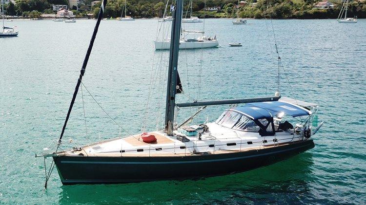 Kundalini Private Yacht, Martinique