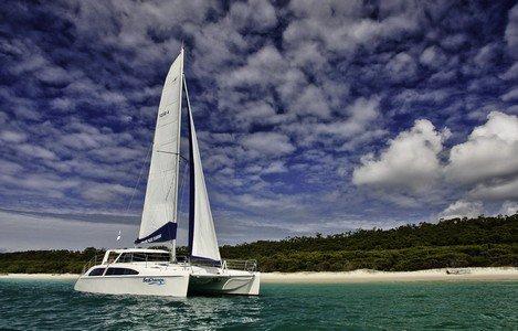 Enjoy Sailing Whitsundays aboard Seawind 1250