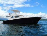 Have fun aboard this beautifull motor yacht