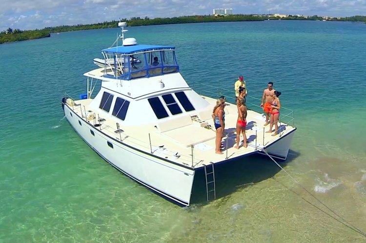 Cruise Miami Beach By Catamaran