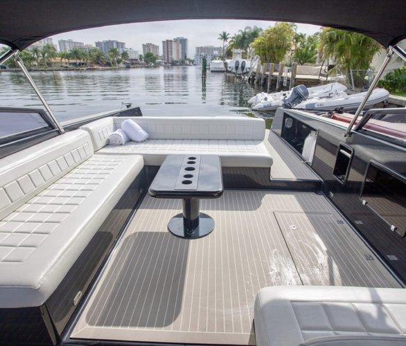 Deck boat boat rental in Duffie, FL