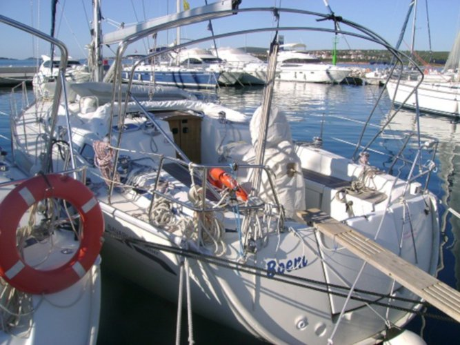 Get on the water and enjoy Biograd in style on our Bavaria Yachtbau Bavaria 38 Cruiser